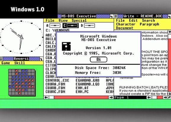 Windows 2.0 | Tech Nirvana