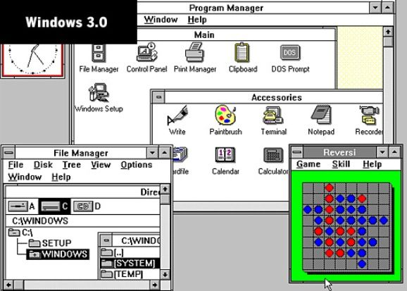 Image gallery microsoft office 1990 for Bureau word origin